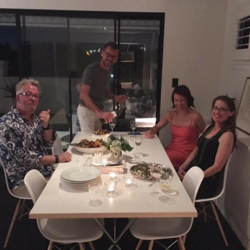 NYT Supper Club hits Australia!